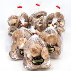 画像1: うみかぜ椎茸(生)A品6袋セット (1)